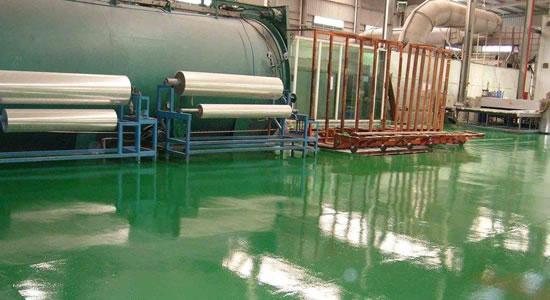 环氧耐酸碱防腐地坪