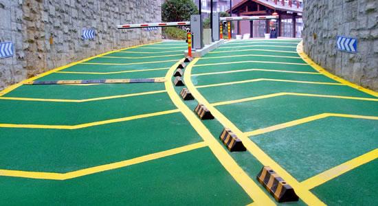 环氧坡道防滑地坪